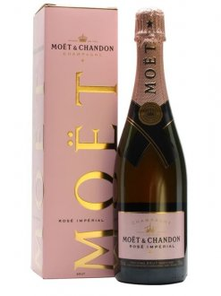 Imagem - Champagne Moët & Chandon Brut Rose 750ml cód: 001094